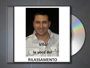 copertina Vito la voce del rilassamento