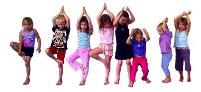 yoga bimbi yoga bambini yoganostress yoga monteverde bravetta nuovo centro yoga studio