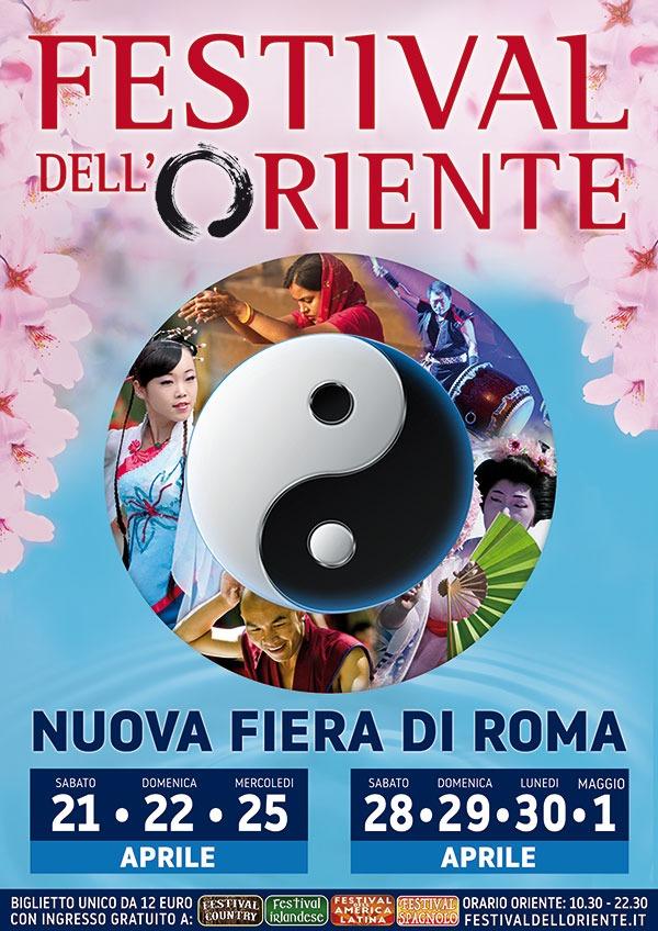 locandina-oriente-roma-2018 yoganostress yoga roma