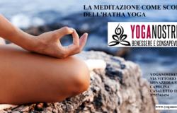 la meditazione come scopo dell'hatha yoga yoganostress