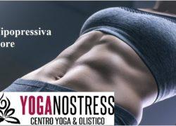 hipopressiva core yoga roma yoganostress pancia piatta esercizi gravidanza post parto