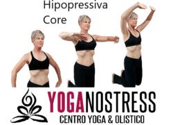 hipopressiva core yoga roma yoganostress pancia piatta esercizi gravidanza post parto addominali donne