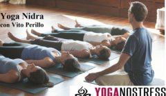 yoga nidra seminario workshop corso roma monteverde