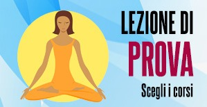 Lezione di prova Yoga